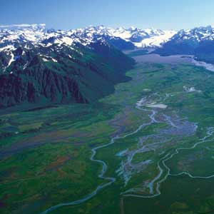 Alaskas copper river