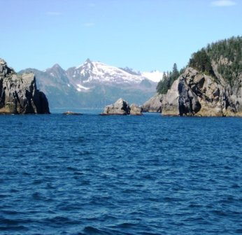 Alaska is filled with beautiful coastal waters